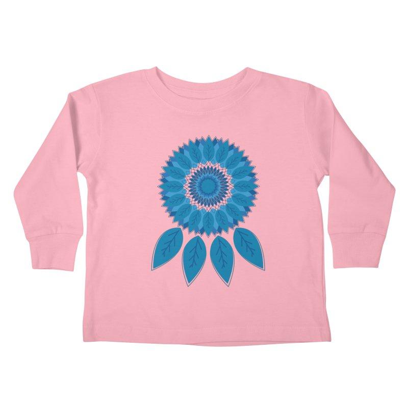 Dreamcatcher Kids Toddler Longsleeve T-Shirt by YANMOS