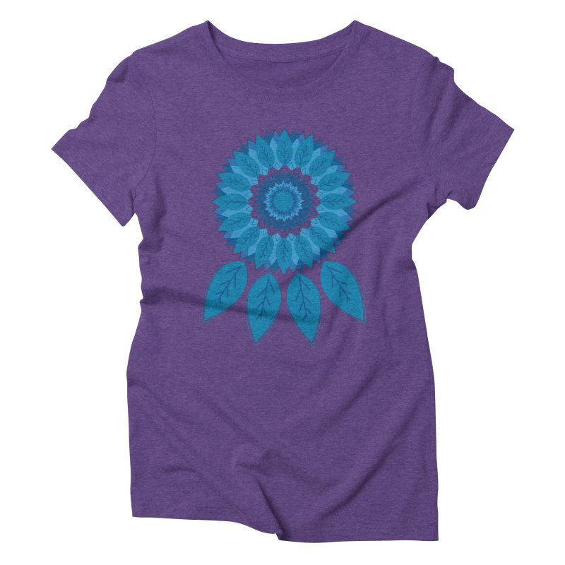 Dreamcatcher Women's Triblend T-Shirt by YANMOS