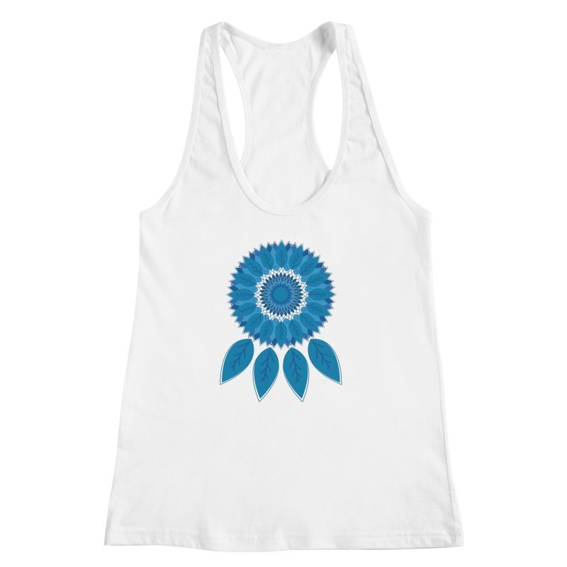 Dreamcatcher Women's Racerback Tank by YANMOS