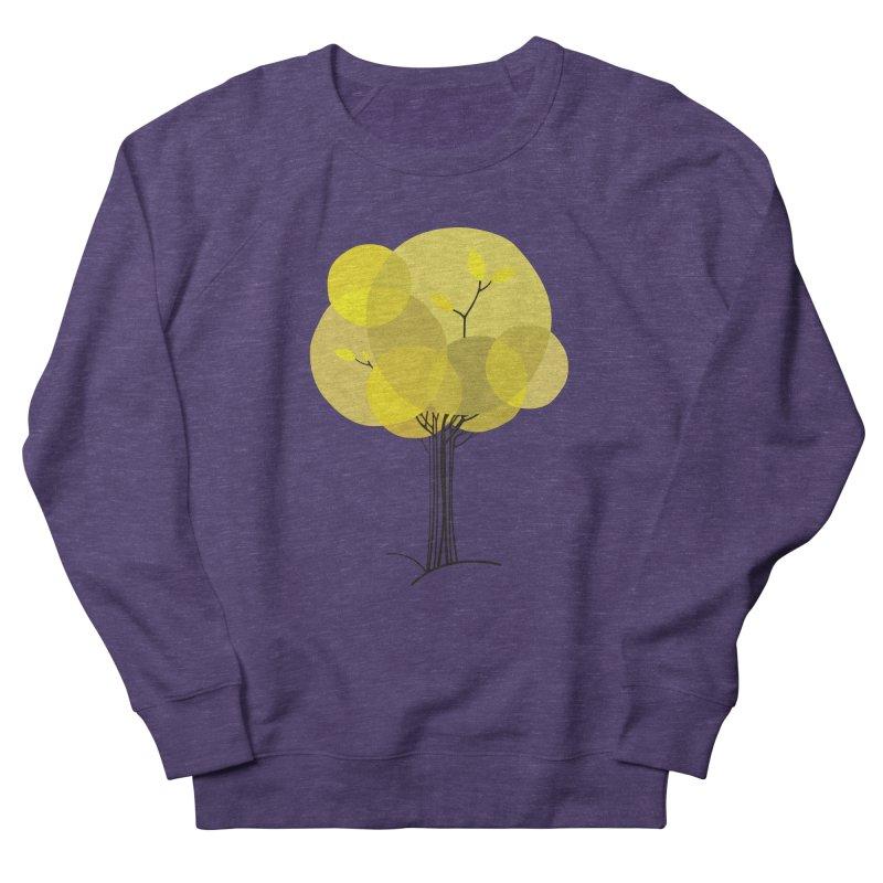Autumn tree Women's French Terry Sweatshirt by YANMOS