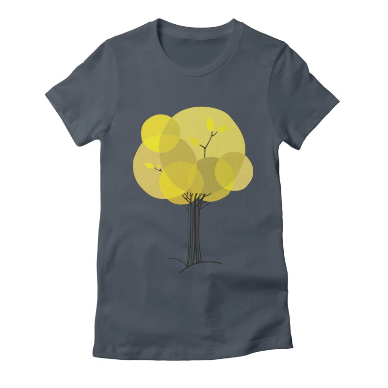 Autumn tree Women's T-Shirt by YANMOS