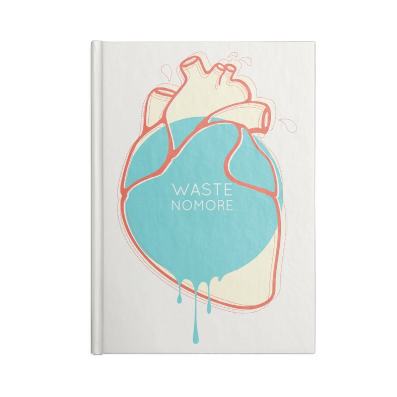 Waste No More Accessories Notebook by YANMOS