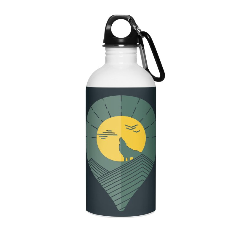 Adventure Accessories Water Bottle by YANMOS
