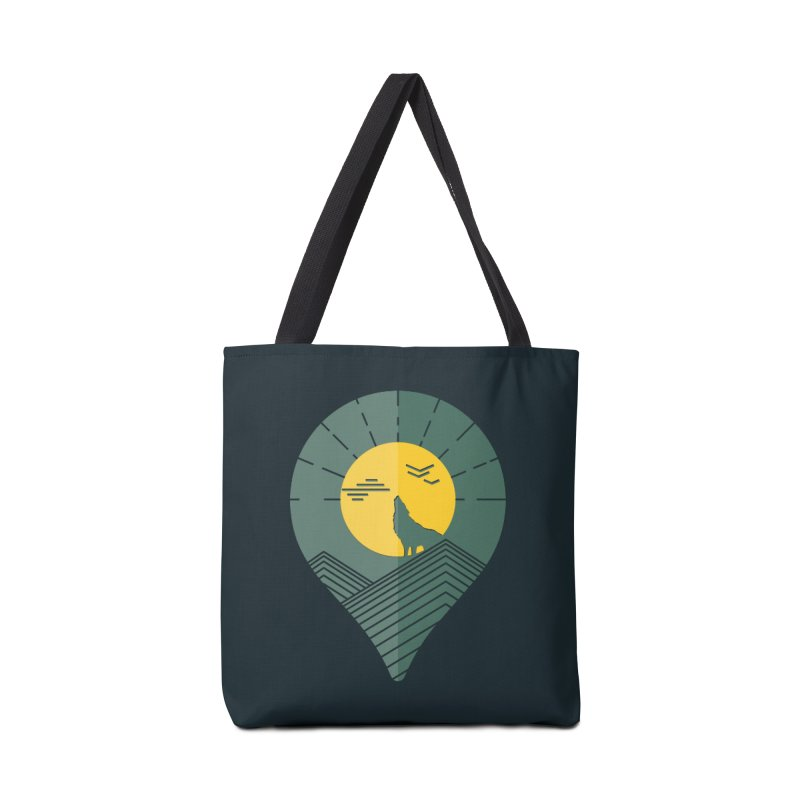 Adventure Accessories Bag by YANMOS