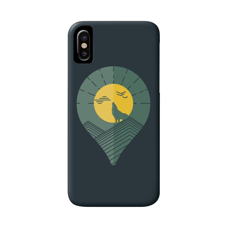 Adventure Accessories Phone Case by YANMOS