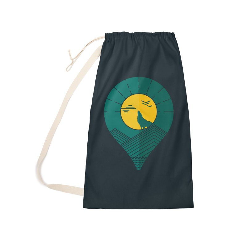 Adventure Accessories Laundry Bag Bag by YANMOS