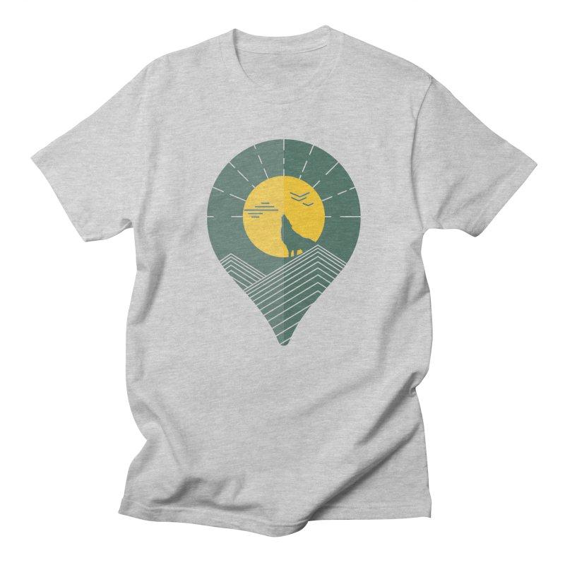 Adventure Women's Unisex T-Shirt by YANMOS