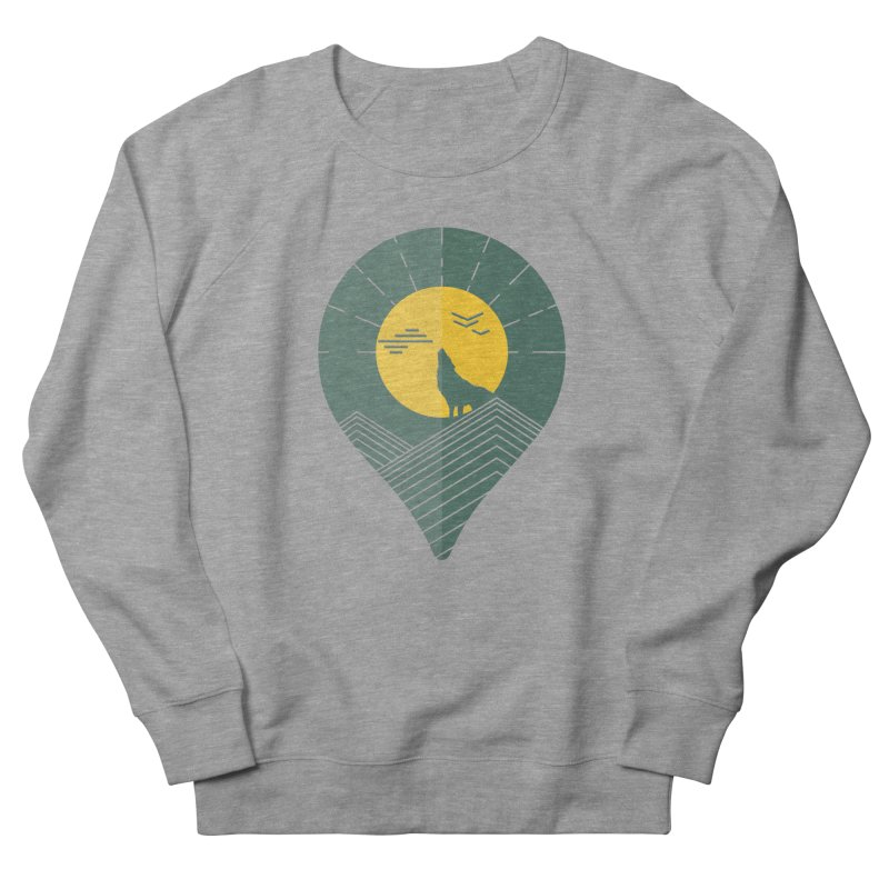 Adventure Women's Sweatshirt by YANMOS