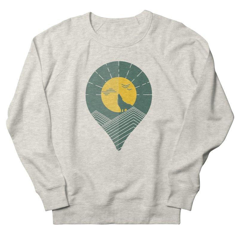 Adventure Women's French Terry Sweatshirt by YANMOS