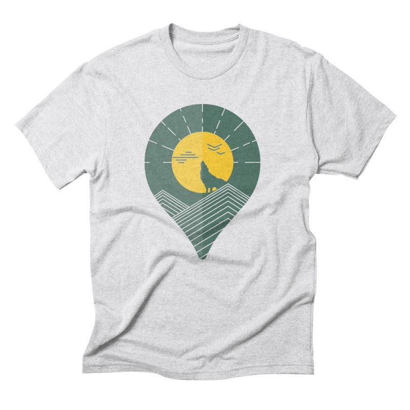 Adventure Men's T-Shirt by YANMOS
