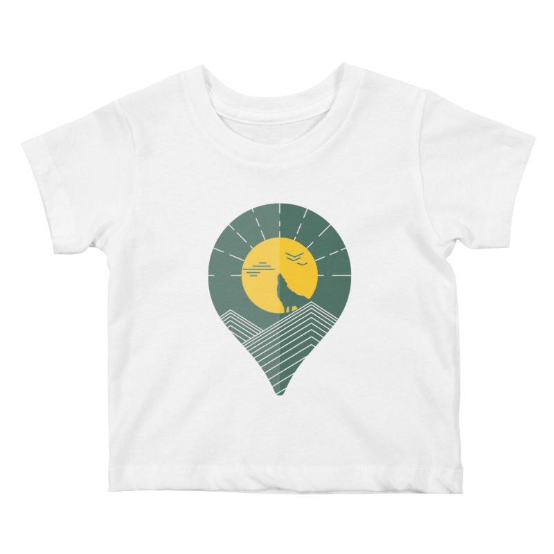 Adventure Kids Baby T-Shirt by YANMOS