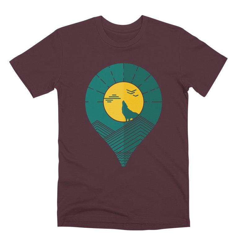 Adventure Men's Premium T-Shirt by YANMOS