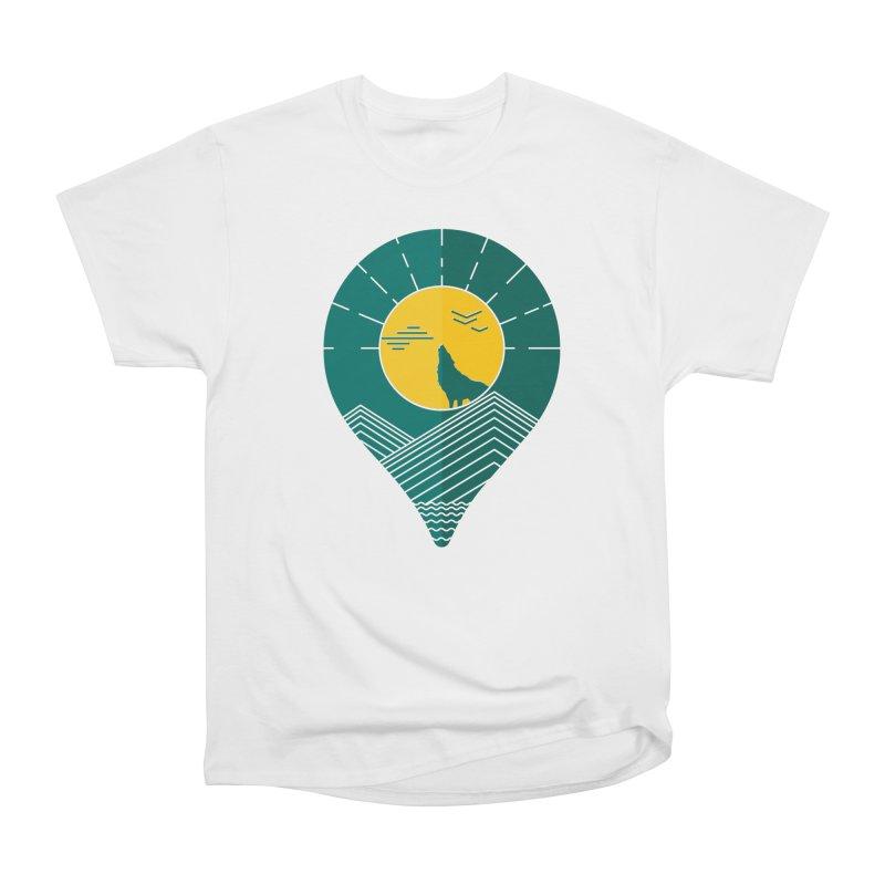 Adventure Women's Heavyweight Unisex T-Shirt by YANMOS