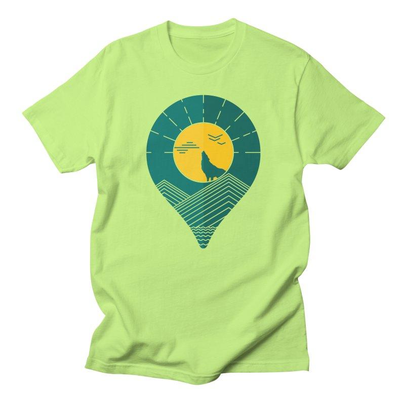 Adventure Men's Regular T-Shirt by YANMOS