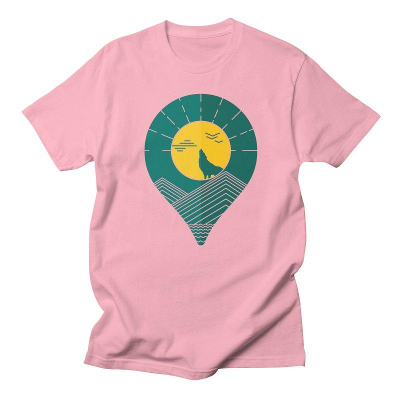 Adventure Women's Regular Unisex T-Shirt by YANMOS