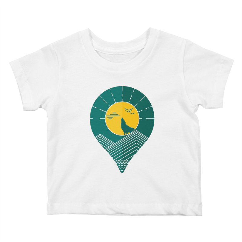 Adventure Kids Baby T-Shirt by YANMOS