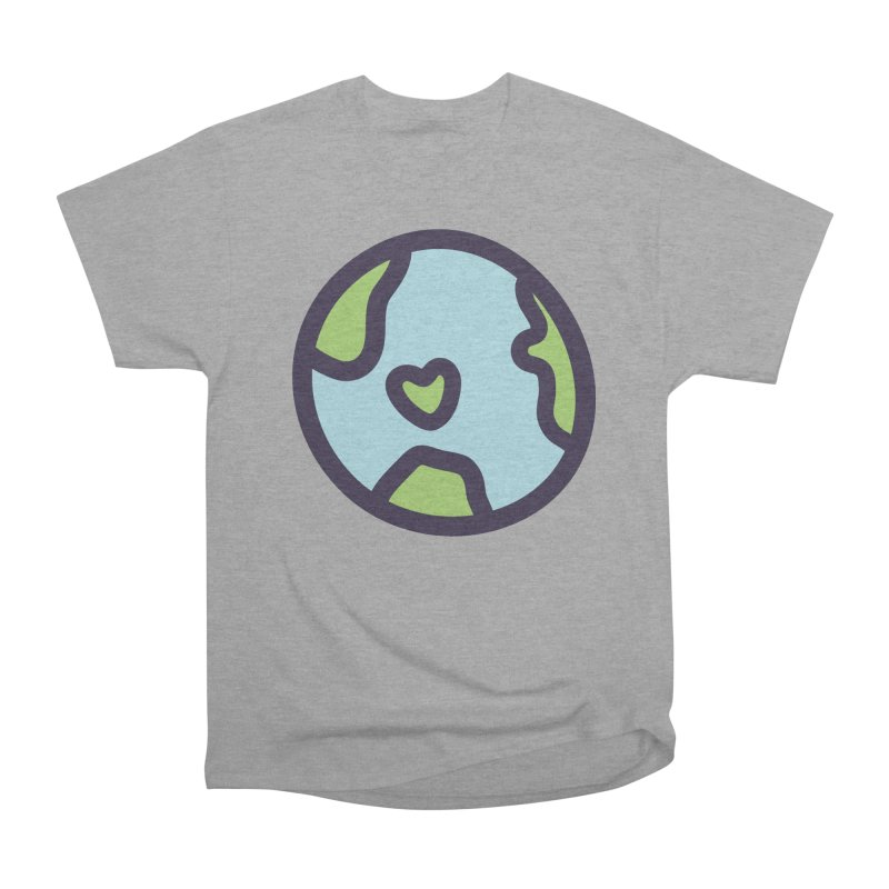 Planet Earth Men's Classic T-Shirt by YANMOS