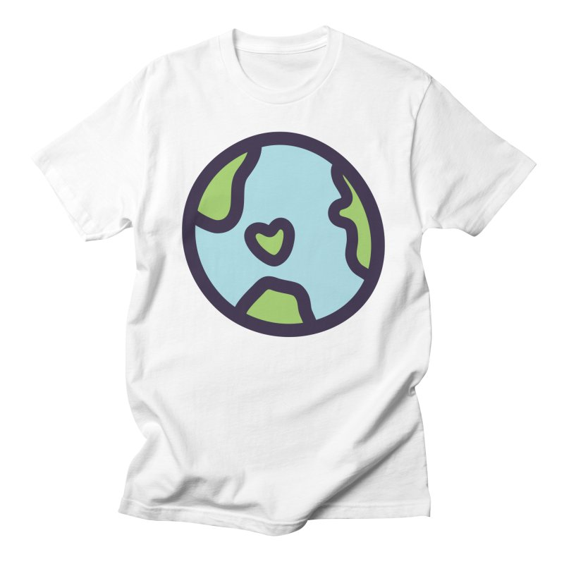 Planet Earth Women's Unisex T-Shirt by YANMOS