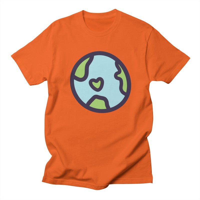 Planet Earth Women's Unisex T-Shirt by YANMOS