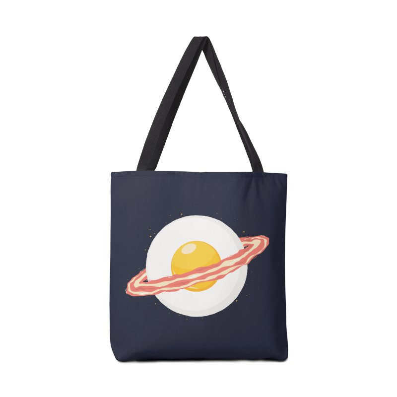 Outer space breakfast Accessories Bag by YANMOS