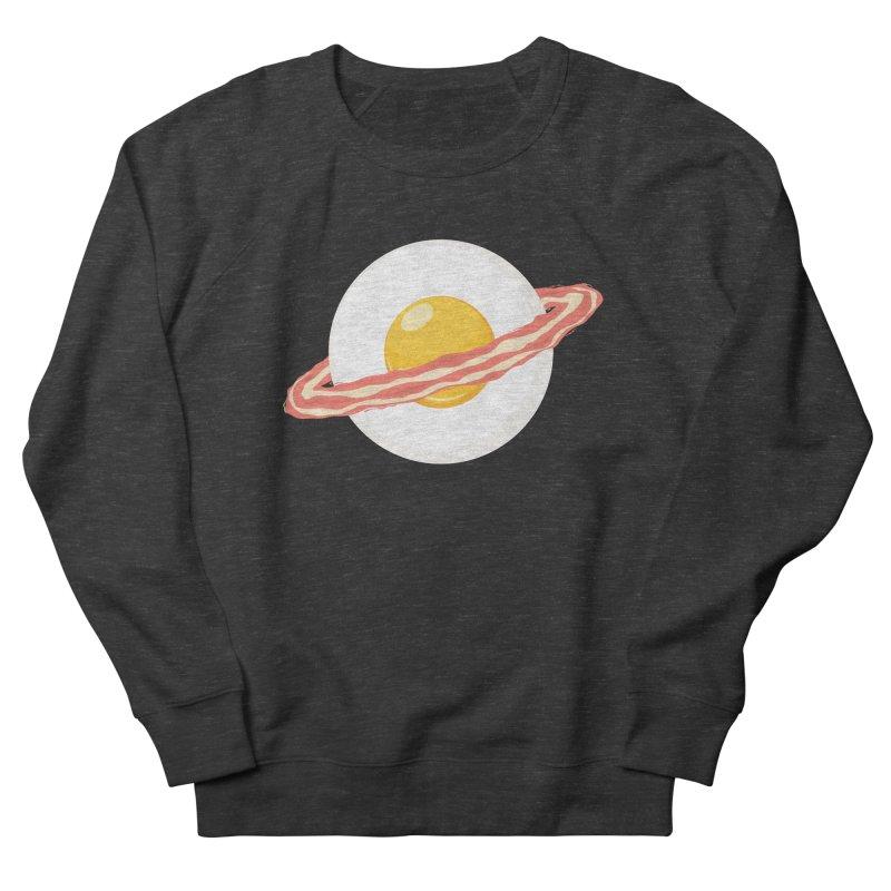 Outer space breakfast Women's Sweatshirt by YANMOS