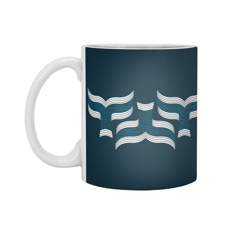 Oceanic (pattern) Accessories Mug by YANMOS