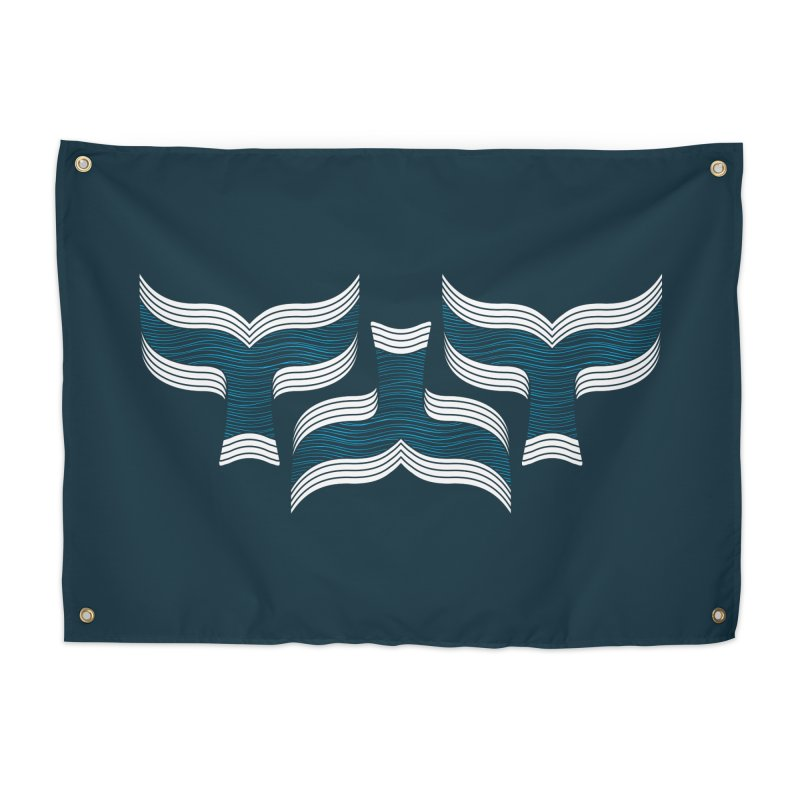 Oceanic (pattern) Home Tapestry by YANMOS