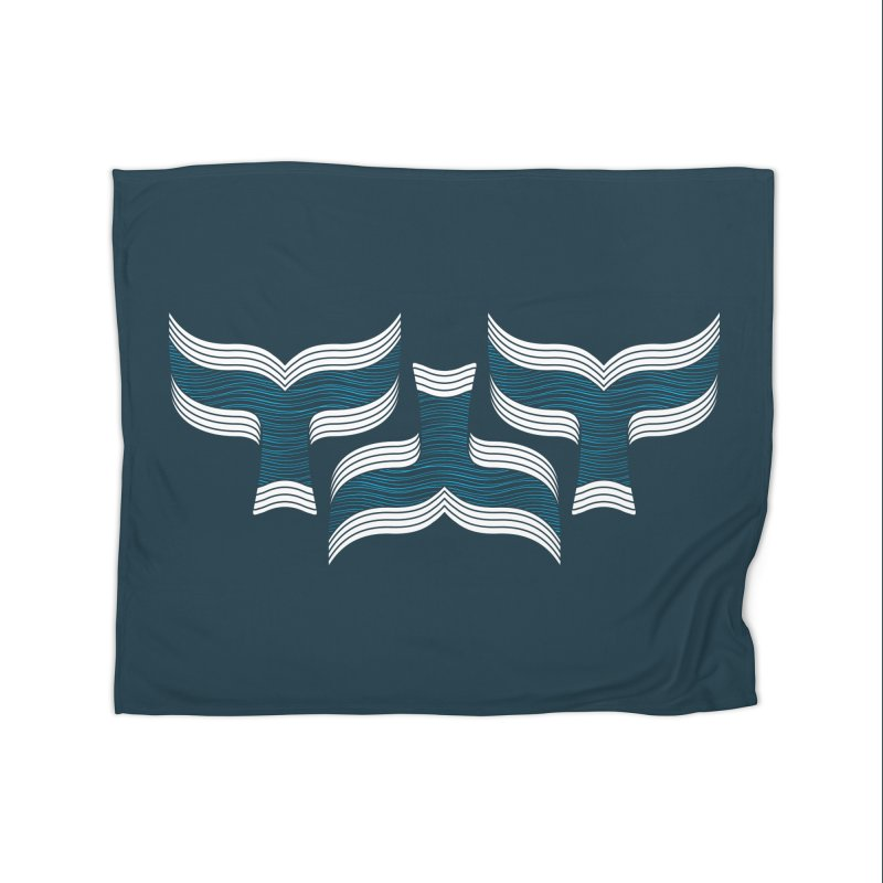 Oceanic (pattern) Home Blanket by YANMOS