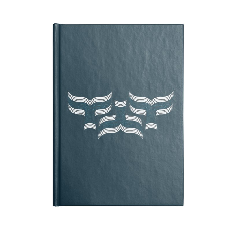 Oceanic (pattern) Accessories Notebook by YANMOS