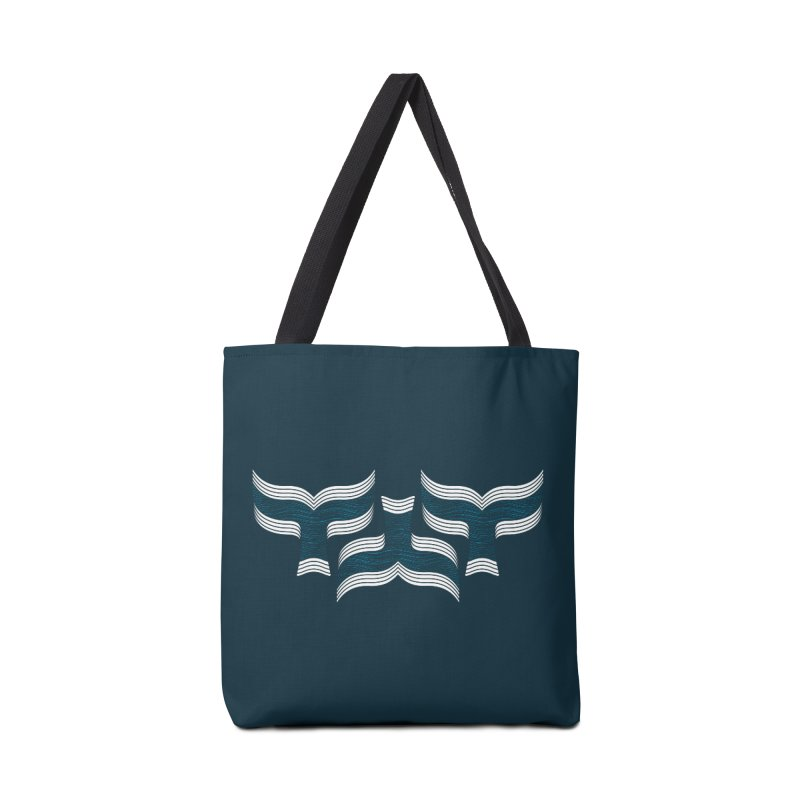 Oceanic (pattern) Accessories Bag by YANMOS