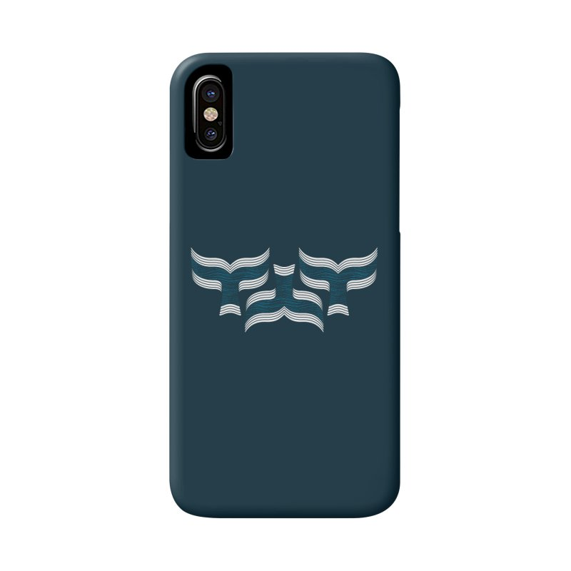 Oceanic (pattern) Accessories Phone Case by YANMOS