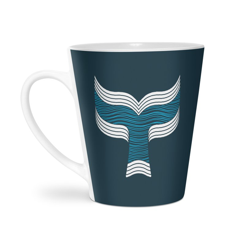 Oceanic Accessories Latte Mug by YANMOS