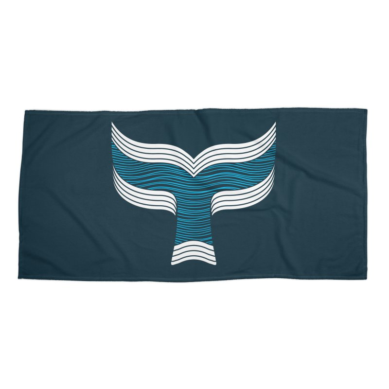 Oceanic Accessories Beach Towel by YANMOS