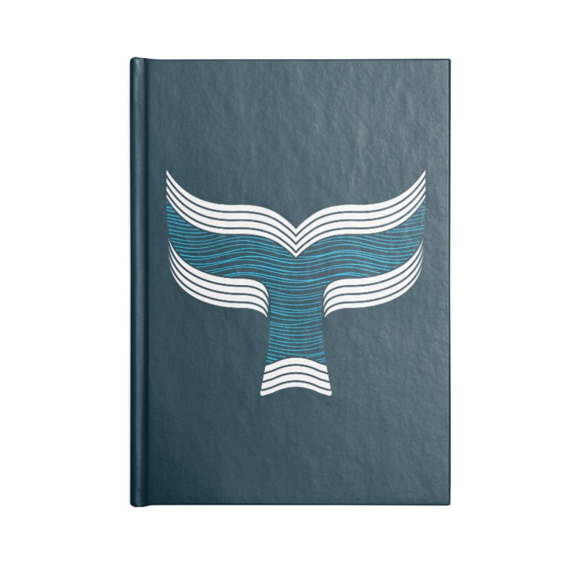 Oceanic Accessories Blank Journal Notebook by YANMOS