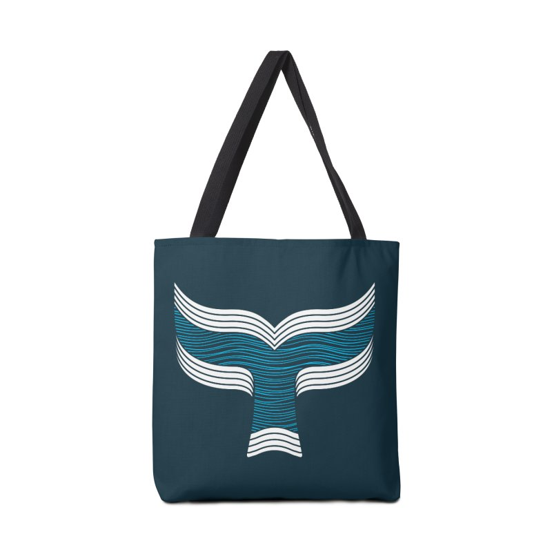 Oceanic Accessories Tote Bag Bag by YANMOS