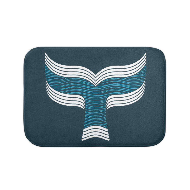 Oceanic Home Bath Mat by YANMOS