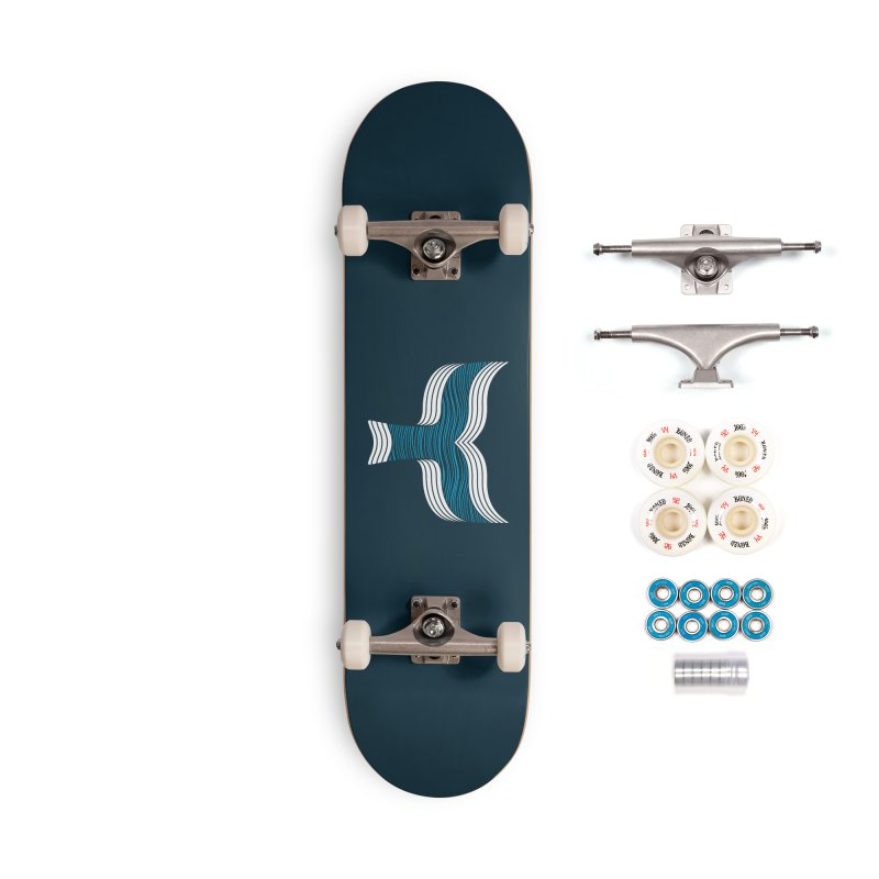 Oceanic Accessories Complete - Premium Skateboard by YANMOS