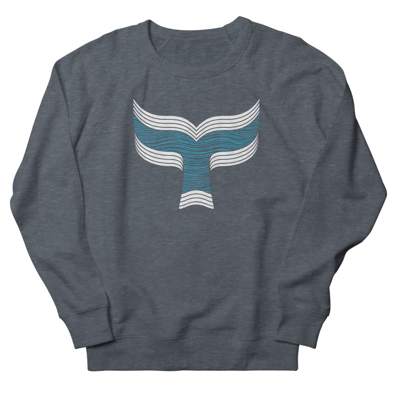 Oceanic Women's French Terry Sweatshirt by YANMOS