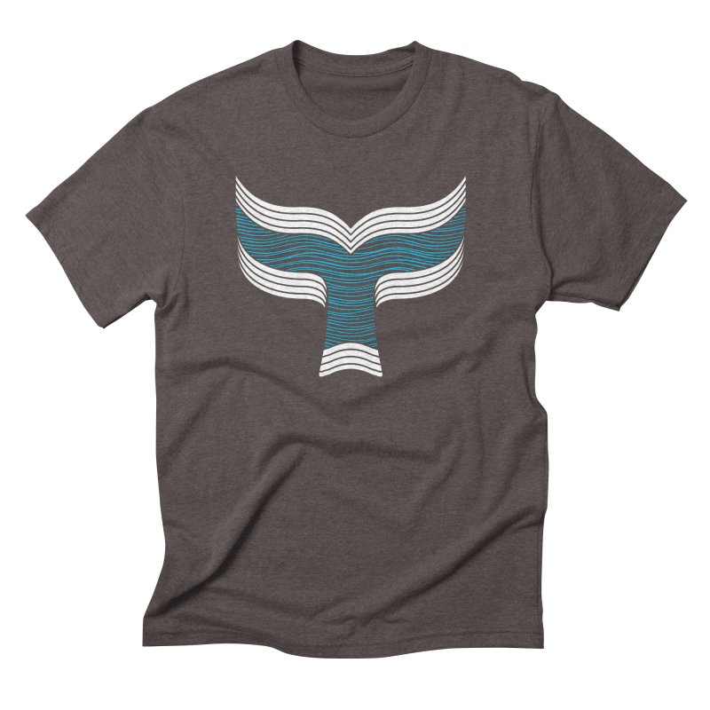 Oceanic Men's Triblend T-Shirt by YANMOS