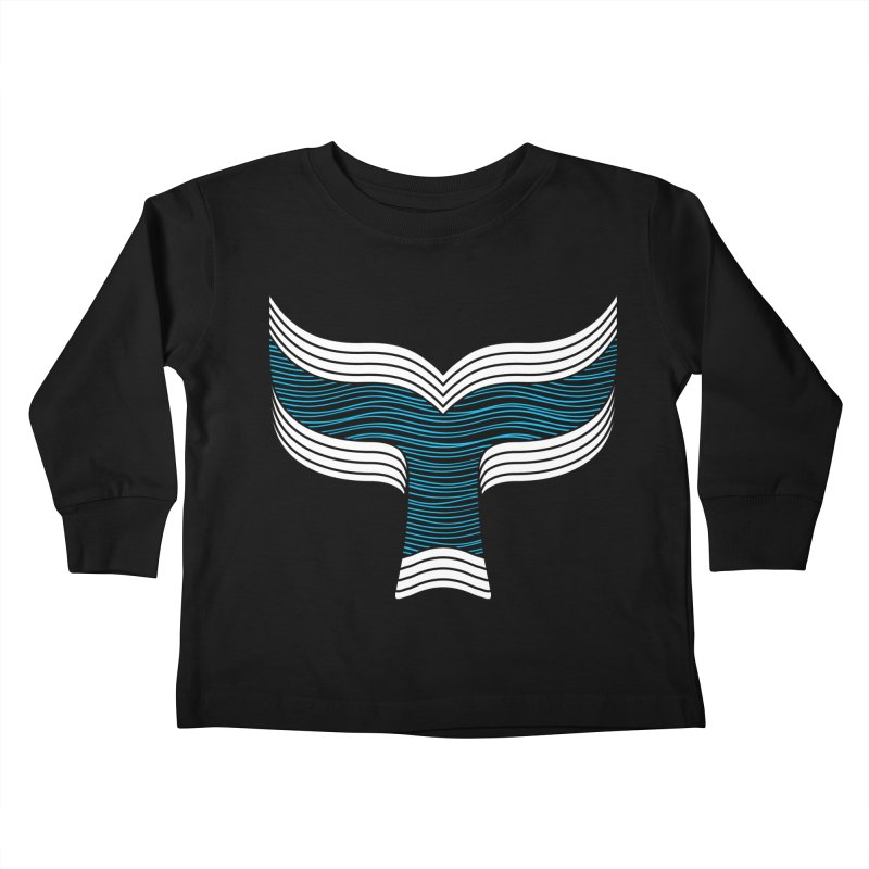 Oceanic Kids Toddler Longsleeve T-Shirt by YANMOS