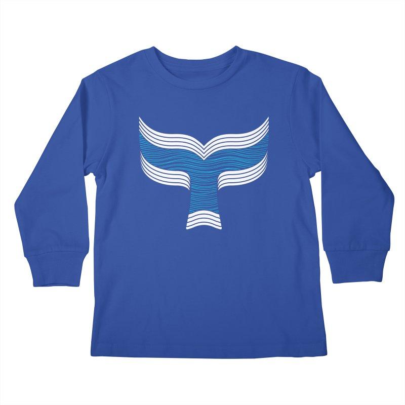 Oceanic Kids Longsleeve T-Shirt by YANMOS