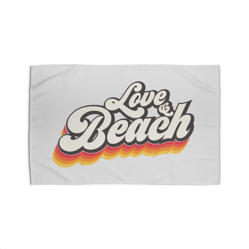 Love & Beach Home Rug by YANMOS