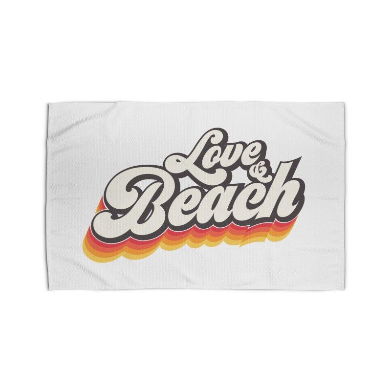 Love & Beach Home Rug by YANMOS