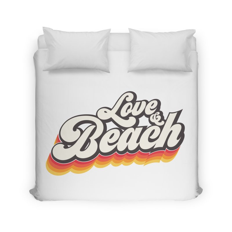 Love & Beach Home Duvet by YANMOS
