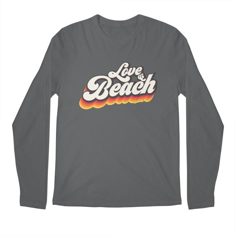 Love & Beach Men's Longsleeve T-Shirt by YANMOS