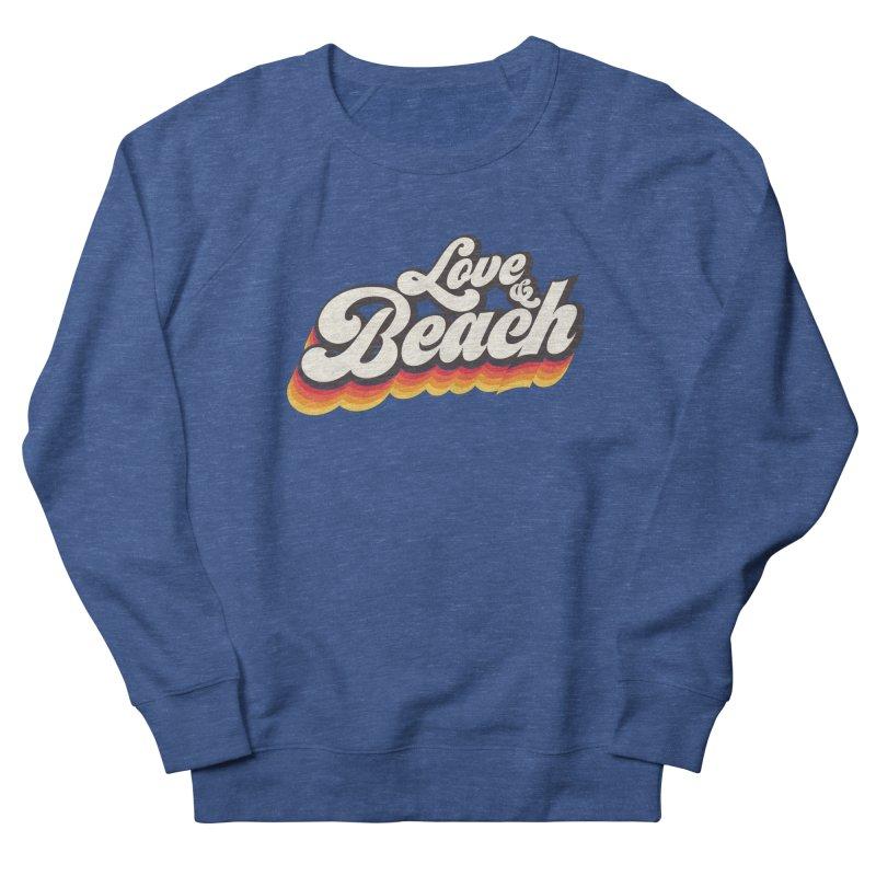 Love & Beach Men's Sweatshirt by YANMOS