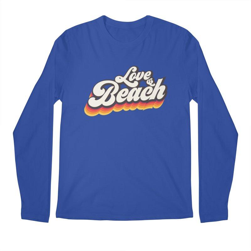 Love & Beach Men's Regular Longsleeve T-Shirt by YANMOS