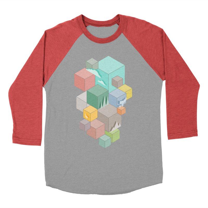 Natural habitat Men's Longsleeve T-Shirt by YANMOS