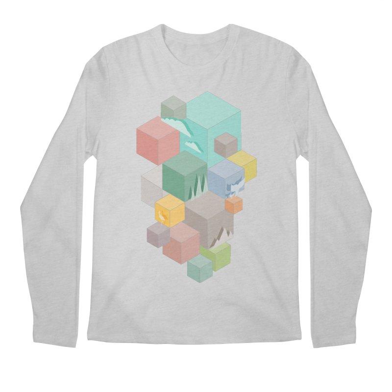 Natural habitat Men's Regular Longsleeve T-Shirt by YANMOS