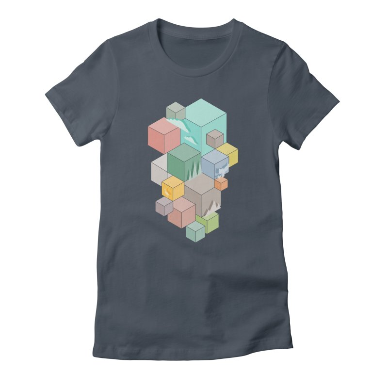 Natural habitat Women's T-Shirt by YANMOS